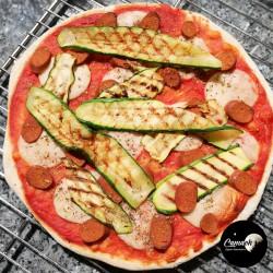 Pizza Merguez (30 cm)