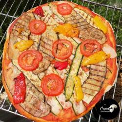 Pizza méditerranéenne (30 cm)