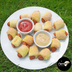 Mini Hot-Dogs (12 pièces)